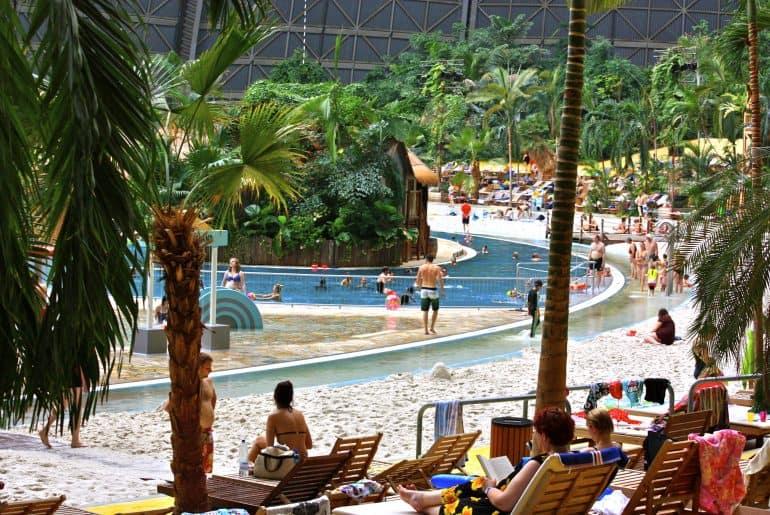 tropical islands resort