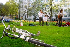 puumajat ja folk-miehet