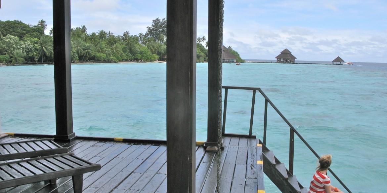 Malediivilainen resort-kokemus edullisemmin