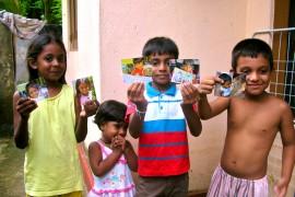 Sri Lanka paikallinen elämä
