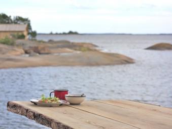 Suomen saaristo matka