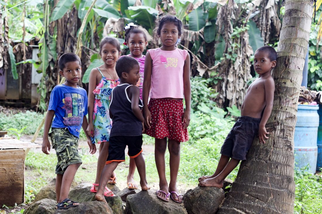 Lapset nicaragua