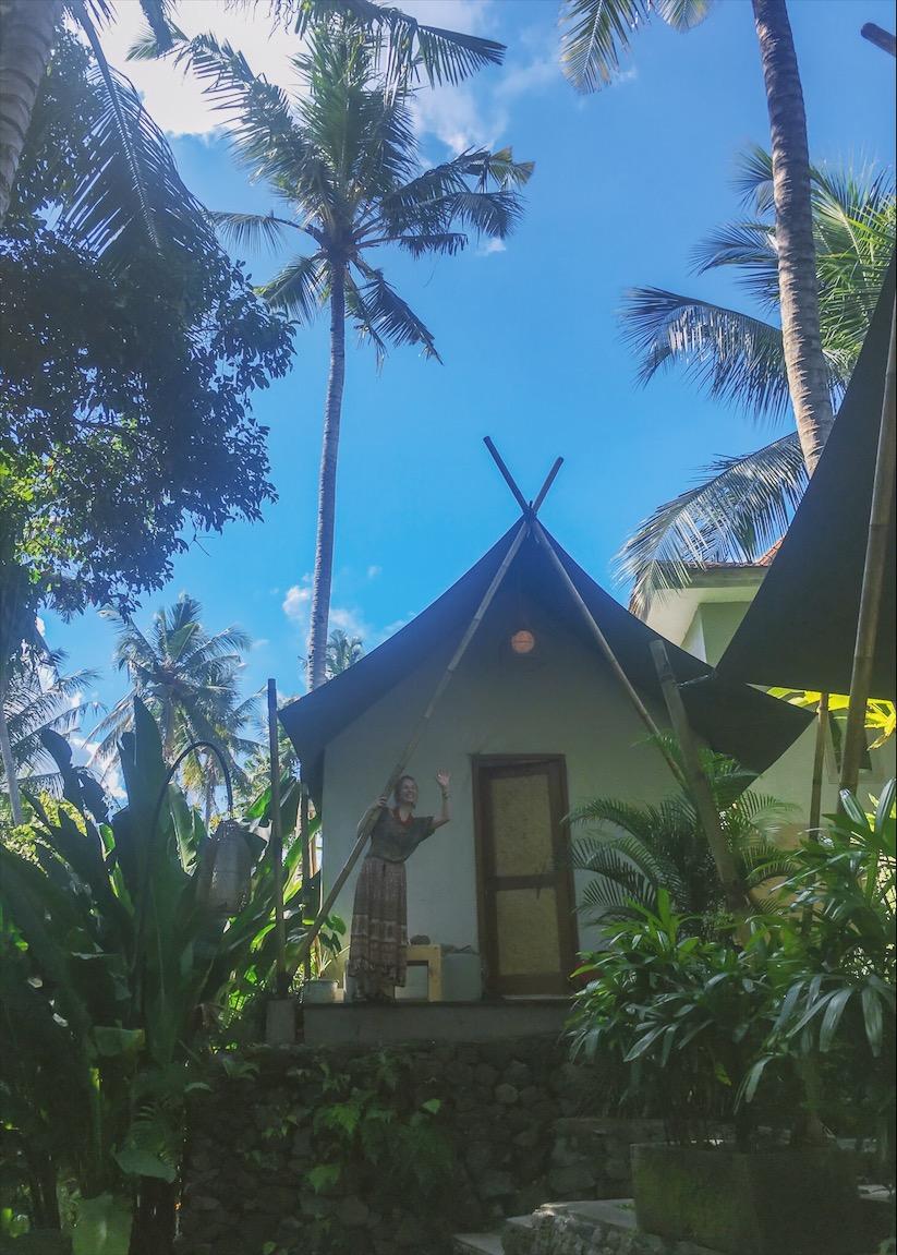 Ubud tropical