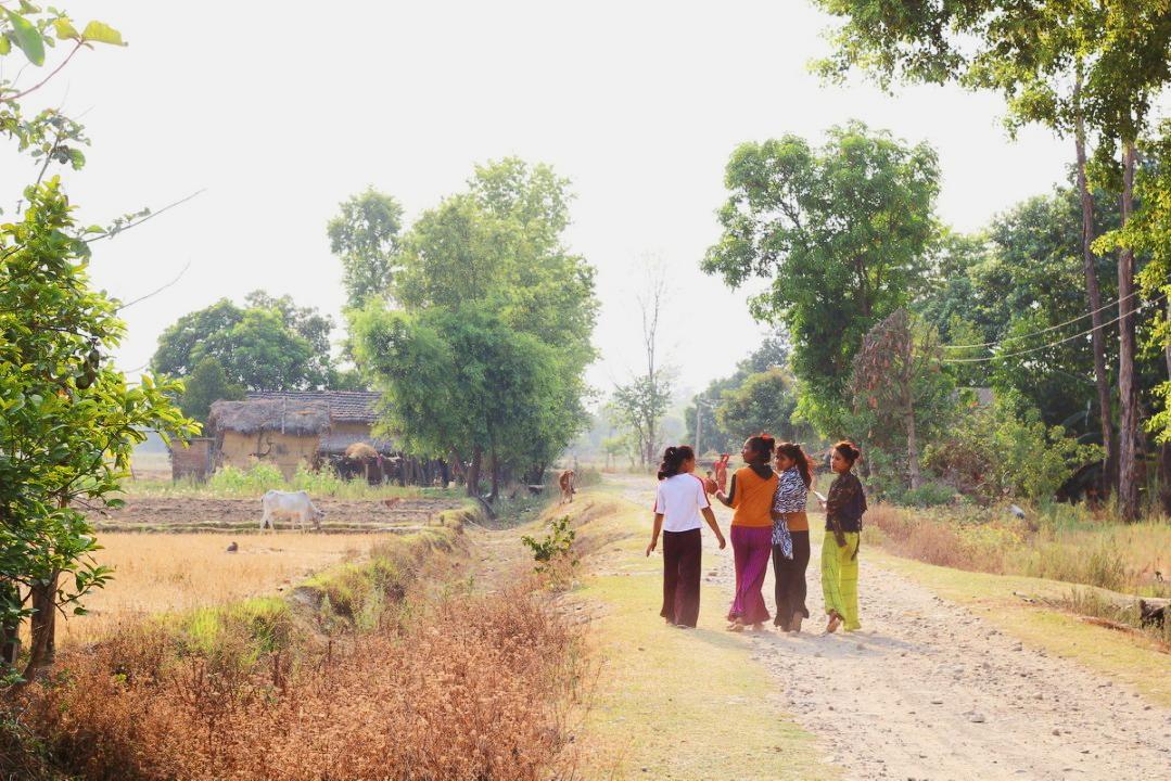 Nepal maaorja