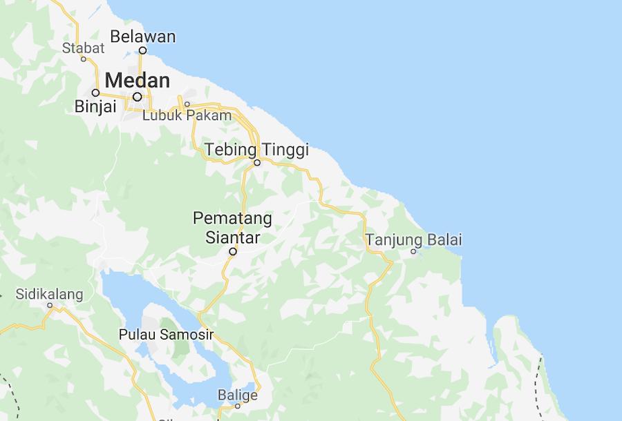 tanjung balai sumatra