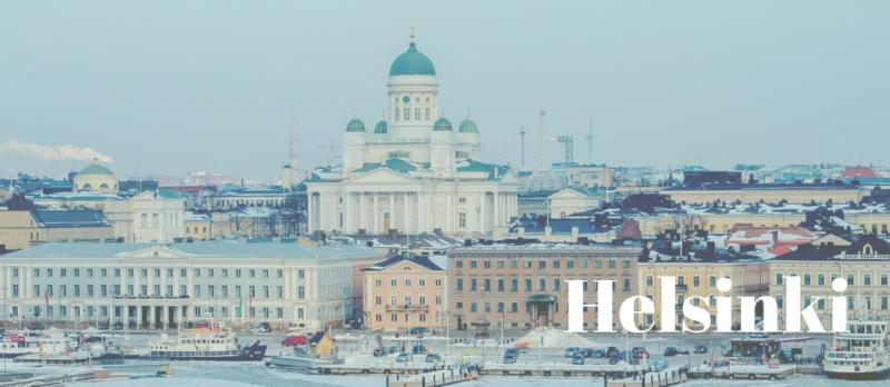 Helsinki vinkit